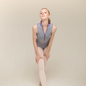 [Zi dancewear] Zip leotard・6型(予約商品)