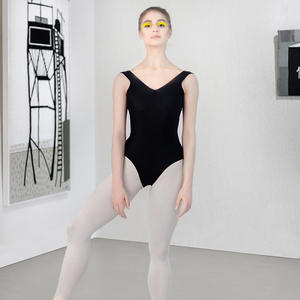 [Zefir Ballet] Triangle leotard(2色)