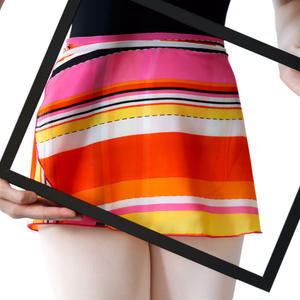 [Zefir Ballet] Ballet Skirt Orange, yellow, pink S丈