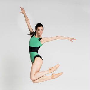 [Ballet Maniacs] Dream Leotard by Oxana Kardash! Green