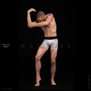【予約商品】[MALDIRE] WHITE MARBLE / Unisex