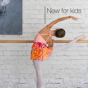[Zefir Ballet] Ballet Skirt For Kids 'Apricot'