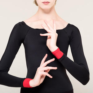 [Zi dancewear] 4 Sleeves leotard・4型