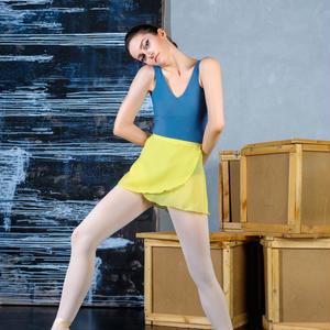 [Zefir Ballet] Ballet Skirt Solid color(S丈:2種)