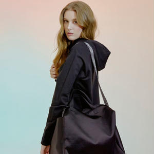 [予約商品・S M K] BLACK DANCE BAG