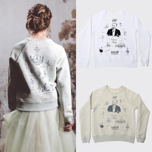[Ballet Maniacs] Sweatshirt 'Marius Petipa'