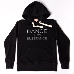 [Ballet Maniacs] Hoodie 'Dance is my substance'