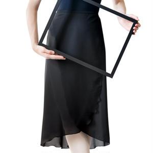 [Zefir Ballet] Ballet Skirt Solid color(EL丈:Black bird)