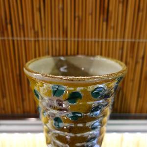 ロックカップ(花紋青紫)