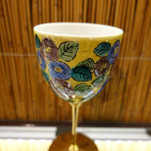 ワインカップ(吉田屋椿)