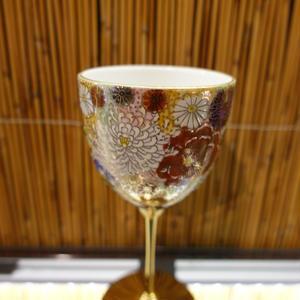 ワインカップ(花詰)