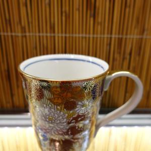 マグカップ(金花詰)