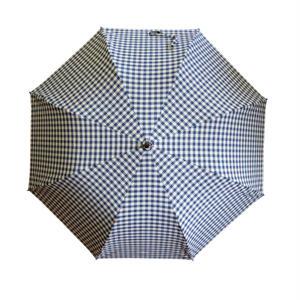 KOROMO ~コロモ~ ネイビーチェック  長傘