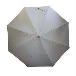 KOROMO ~コロモ~ グレーの雨傘  長傘