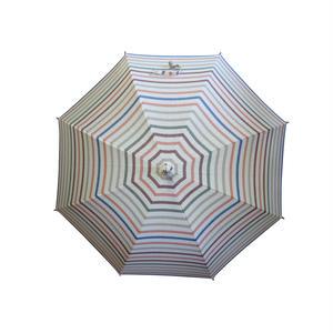KOROMO ~コロモ~ オレンジボーダー  折傘