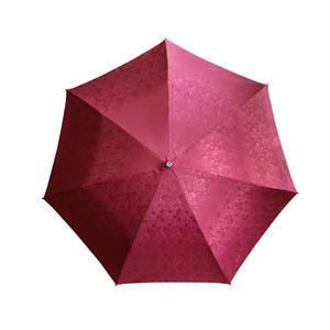JACQUARDNOKASA ~ジャガードノカサ~ レッドローズ 折傘