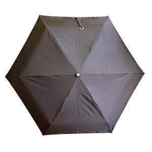 KOROMO ~コロモ~ ブラウンの雨傘  折傘