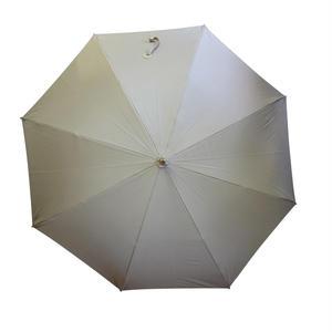 KOROMO ~コロモ~ ベージュの雨傘  長傘