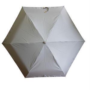 KOROMO ~コロモ~ グレーの雨傘  折傘