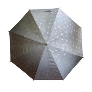 JACQUARDNOKASA ~ジャガードノカサ~ グレイサークル 長傘
