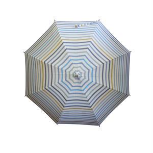 KOROMO ~コロモ~ ブルーボーダー  折傘
