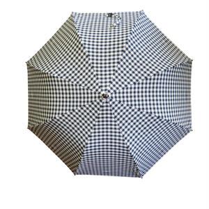 KOROMO ~コロモ~ ブラックチェック  折傘