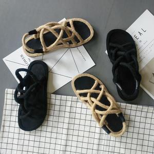 麻縄ロープサンダル