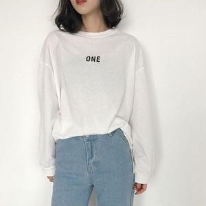 ONEロングTシャツ