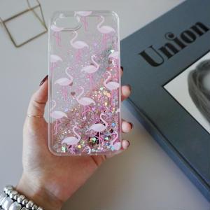フラミンゴ iPhoneケース