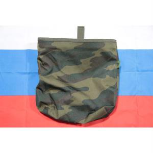 ロシア製 ダンプポーチ MOLLE 黒