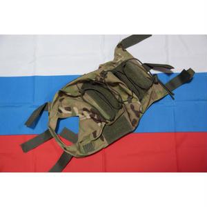 Armytex製 Ops-core / michタイプヘルメット用 ヘルメットカバー マルチカム迷彩