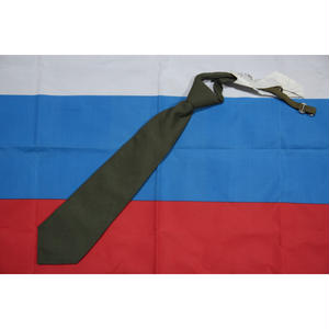 ソ連製 制服用 ネクタイ 1991年製