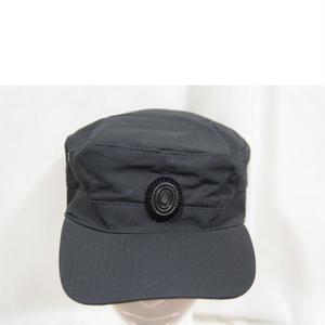 SOBR放出 内務省官給品 黒/BlueKamysh迷彩 キャップ 帽章付き 57cm