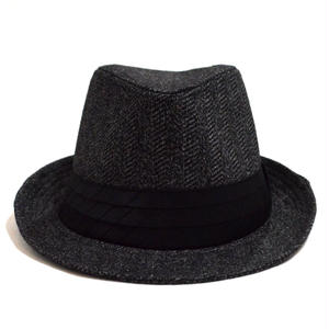 NO BRAND (HAT) BLACK