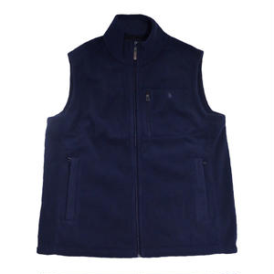 POLO RALPH LAUREN FLEECE VEST (PERFORMANCE) NAVY