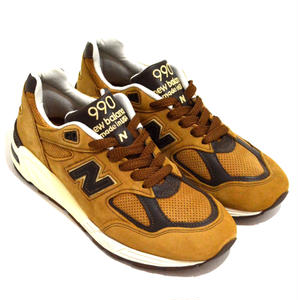 NEW BALANCE (M990 DVN2 MADE IN USA) CAMEL