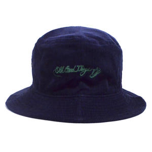 OldGoodThings (OGT ORIGINAL CORDUROY BUCKET HAT) NAVY