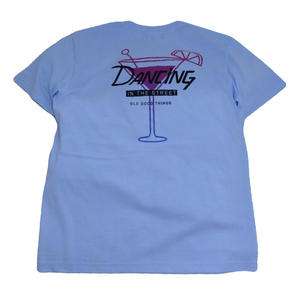 OldGoodThings S/S T-SHIRTS (CHEERS) LIGHT BLUE