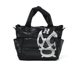 BIG LUCHA PRINT BAG【BLACK】