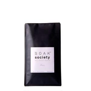 SOAK SOCIETY バスソーク レギュラーサイズ250g スリープ