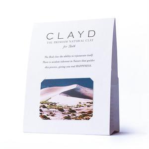 CLAYD  ONE TIME   クレイド クレイ入浴剤1回分