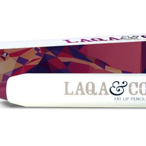LAQA&COファットリップカラーバーム                       Bossy Boots 4g