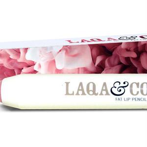 LAQA&COファットリップカラーバーム      Wolfman 4g