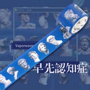 vaporwave マスキングテープ ③  MASKING TAPE