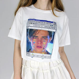 レオ様 パソコン Tシャツ COMPUTER T-SHIRT