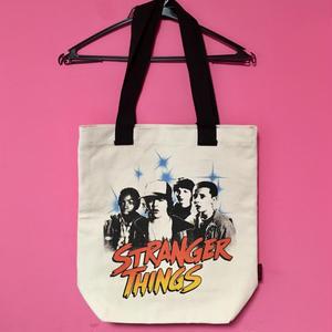 ストレンジャー シングス トートバッグ  STRANGER THINGS TOTE BAG