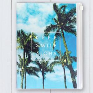 Hawaii Trip Notebook(Palm Tree)