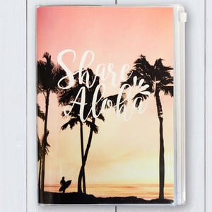 Hawaii Trip Notebook(Share Aloha)