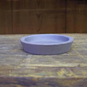 井澤製陶 いぶし鉢受け皿 3号