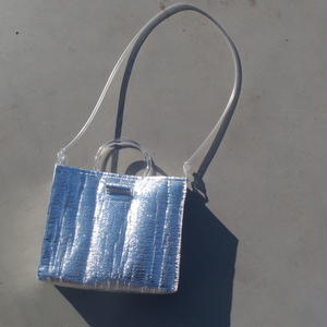 Silver Square Bag -受注生産-